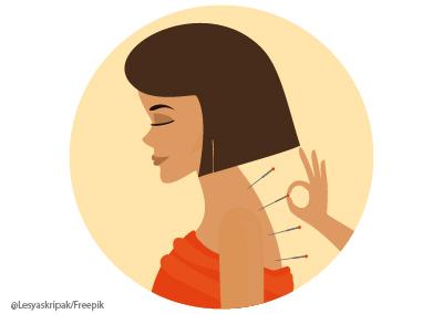 Agopuntura, infiltrazioni, mesoterapia