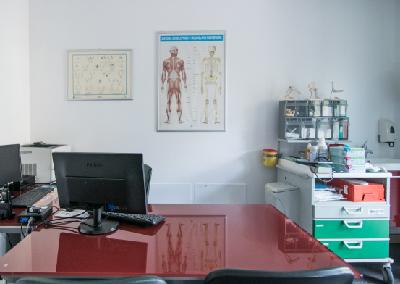 Studio Neurofisiologico – Elettromiografico