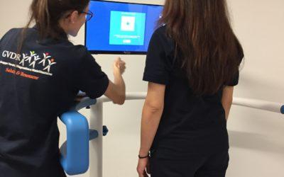 Hunova, sistema riabilitativo robotico nelle strutture del Gvdr