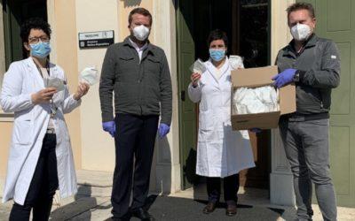 Lista del Cuore, nuove donazioni agli ospedali della Marca Trevigiana