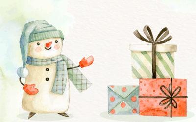 Orario periodo natalizio delle strutture Gvdr