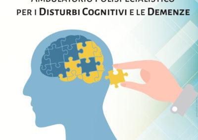 Ambulatorio Polispecialistico per i Disturbi Cognitivi e le Demenze