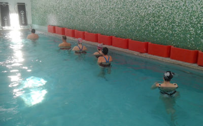 Linfedema e Linfoterapia in Acqua